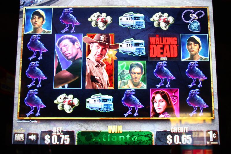 The Walking Dead slots