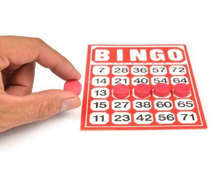 Bingo tactics
