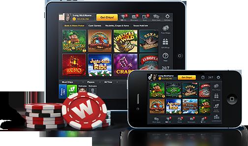 Casino mobile app
